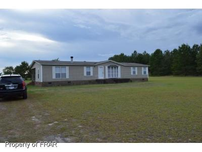 Fayetteville NC Single Family Home For Sale: $89,000