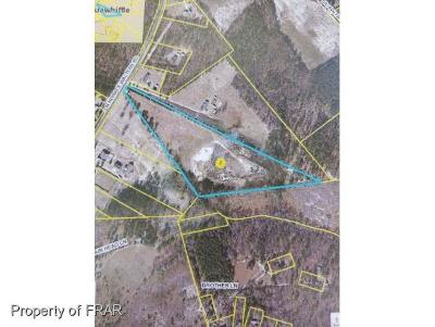 Raeford Residential Lots & Land For Sale: Horace Walters Rd