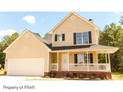Fayetteville NC Single Family Home For Sale: $144,499