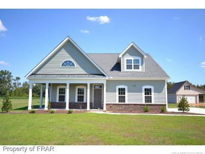 Hope Mills NC Single Family Home For Sale: $270,900