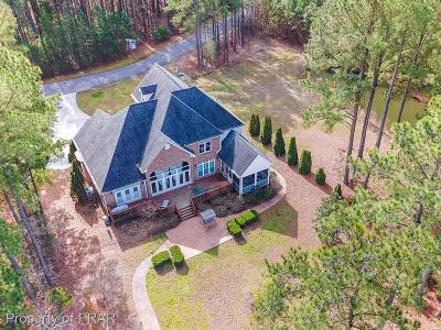 Moore County Single Family Home For Sale: 135 Applewood Lane #998