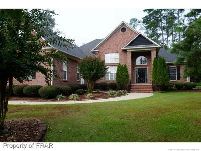 Fayetteville NC Single Family Home For Sale: $370,000