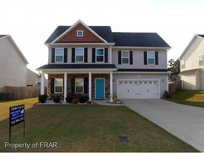 Fayetteville Single Family Home For Sale: 2808 Mosquera Drive #29