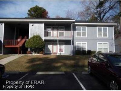 Fayetteville NC Single Family Home For Sale: $53,000