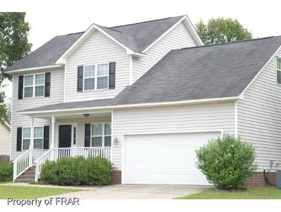 Hope Mills NC Single Family Home For Sale: $169,000