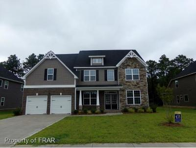 Fayetteville Single Family Home For Sale: 3229 Cragburn Place #37