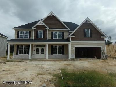 Fayetteville Single Family Home For Sale: 1401 Draw Bridge Lane #107
