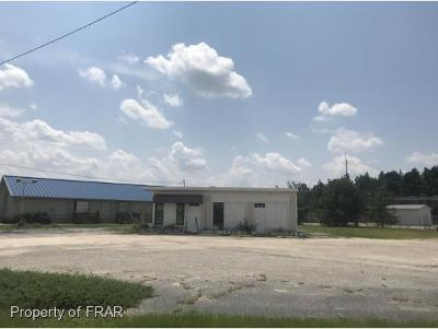Cumberland County Commercial For Sale: 5329 Murchison Rd