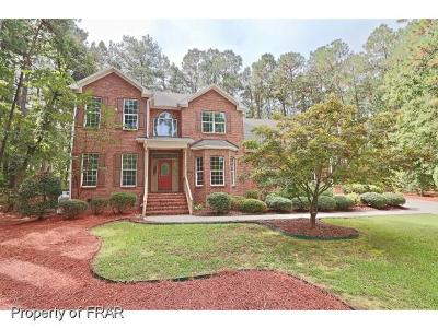 Southern Pines Single Family Home For Sale: 109 Christine Cir