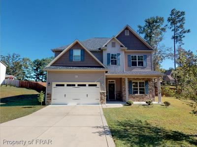 Raeford NC Single Family Home For Sale: $273,900