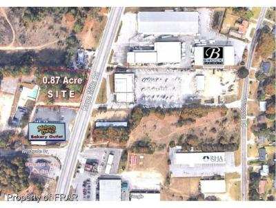 Cumberland County Residential Lots & Land For Sale: 2328 Hope Mills Road