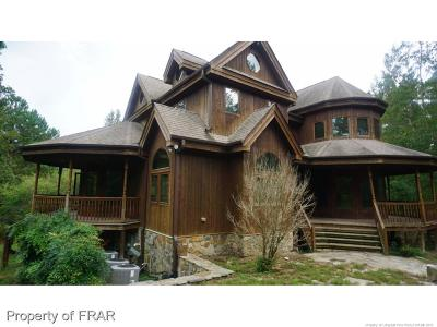 Cameron Single Family Home For Sale: 6811 Marks Rd #3