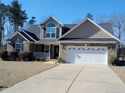 Raeford NC Single Family Home For Sale: $249,500