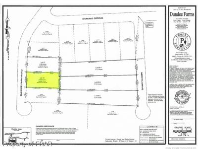 Raeford Residential Lots & Land For Sale: Dundee Farm Road - Lot 53