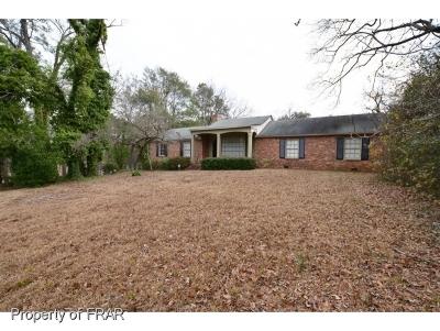 Fayetteville Residential Lots & Land For Sale: 210 Woodside Avenue