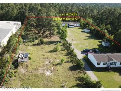 Cameron Residential Lots & Land For Sale: 1186 Nc 24-87