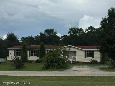 Sampson County Single Family Home For Sale: 102 Cypress Lane