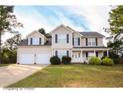 Harnett County Single Family Home For Sale: 36 Briarwood Place #7