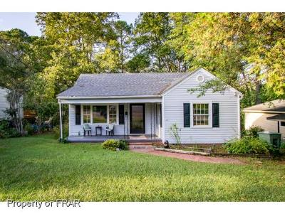 Fayetteville Single Family Home For Sale: 965 McKimmon Road