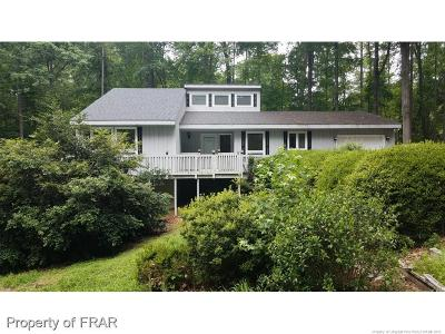 Single Family Home For Sale: 1818 Rye Rd