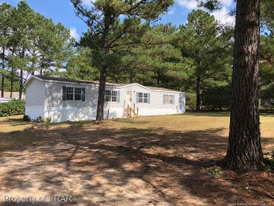 Raeford Single Family Home For Sale: 287 Purcell Rd