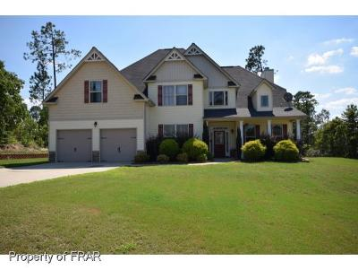 Carolina Lakes Single Family Home For Sale: 63 Clearview Ct