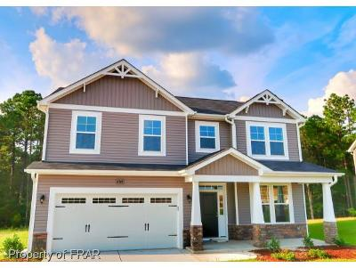 Fayetteville Single Family Home For Sale: 4744 Ritson Lane #54