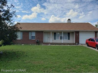 Raeford NC Single Family Home For Sale: $113,900