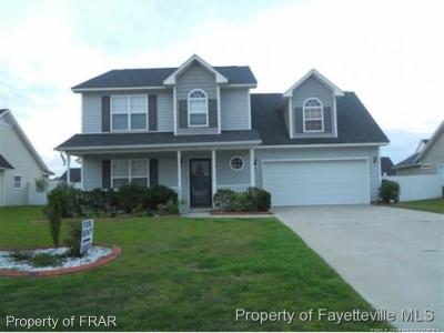 Raeford NC Single Family Home For Sale: $182,000