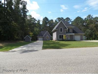 Fayetteville Single Family Home For Sale: 216 Riverdell Dr #2
