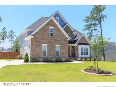 Fayetteville NC Single Family Home For Sale: $339,995