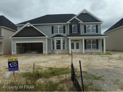 Fayetteville Single Family Home For Sale: 2144 Mannington Dr #80