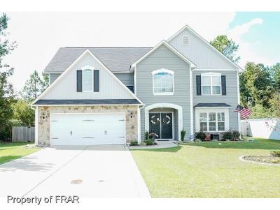 Fayetteville Single Family Home For Sale: 1806 Cozy Branch Road #74
