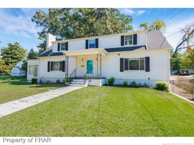 Cumberland County Single Family Home For Sale: 708 Pilot Ave
