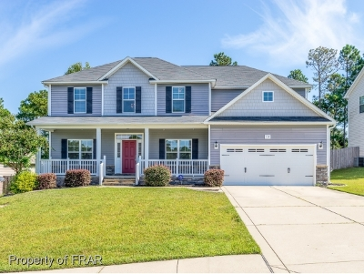 Cameron Single Family Home For Sale: 146 Revere Way