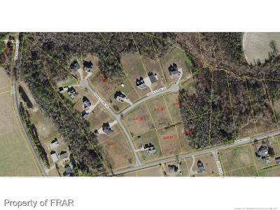 Sampson County Residential Lots & Land For Sale: Ridgestone Drive