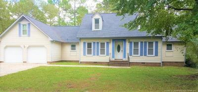 Fayetteville Single Family Home For Sale: 2901 Bromwich Ct