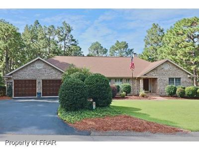Southern Pines Single Family Home For Sale: 25 Steeplechase Way
