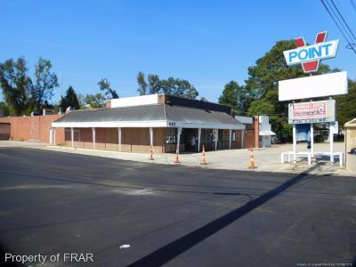 Cumberland County Commercial For Sale: 501 Murchison Road