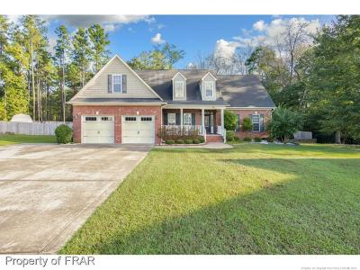 Raeford Single Family Home For Sale: 119 Withers Lane