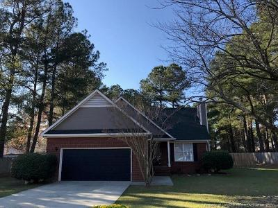 Raeford Single Family Home For Sale: 306 Carriage Lane