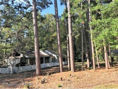 Fayetteville NC Single Family Home For Sale: $159,900