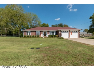 Fayetteville NC Single Family Home For Sale: $170,000