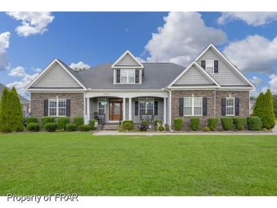 Fayetteville Single Family Home For Sale: 4417 Titleist