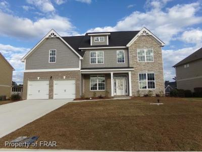 Fayetteville NC Single Family Home For Sale: $345,990