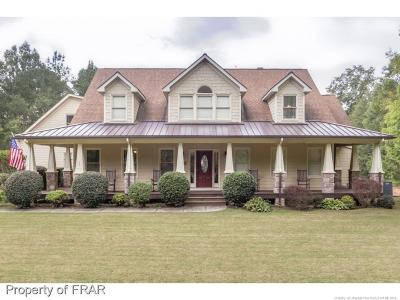 Harnett County Single Family Home For Sale: 200 Destiny Trl