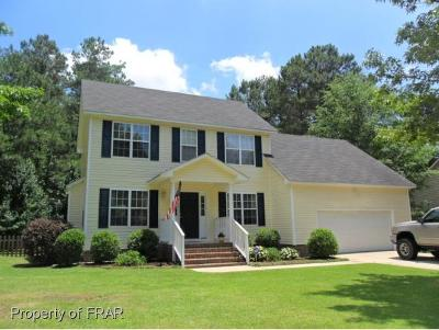 Fayetteville Single Family Home For Sale: 469 Forest Woods Drive #1