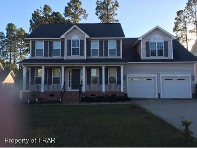 Harnett County Rental For Rent: 164 Marquis Drive