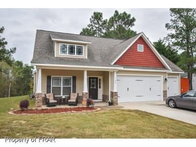Cameron Single Family Home For Sale: 91 Greenlinks Drive