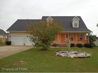 Fayetteville NC Single Family Home For Sale: $172,000